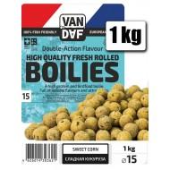 Бойлы VAN DAF Кукуруза, 15 мм, 1 кг