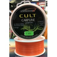 CLIMAX CULT CARP LINE Z-SPORT ORANGE 0.28