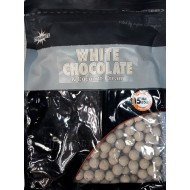 Dynamite Baits White Chocolate бойлы Белый Шоколад 15 мм