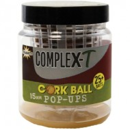 Бойлы плав. Dynamite Baits Pop-Ups 15мм. CompleX-T Cork Ball DY928