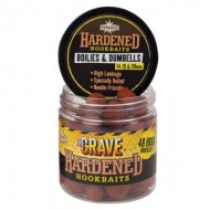 Бойлы тонущ. Dynamite Baits - Crave Hardened Hook Baits 14mm Dumbells 15/20mm Boilies (DY343) (жажда +)