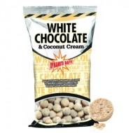 Бойлы тонущ. Dynamite Baits 20мм. 1 кг. White Chocolate & Coconut Cream (DY653) (белый шоколад & кокосовый крем)