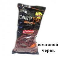 Бойлы тонущие Dynamite Baits Bloodworm CarpTec 15мм. 2кг. DY1154 Земляной червь