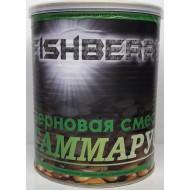 Гаммарус зерновая смесь Fishberry