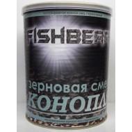 Конопля зерновая смесь Fishberry