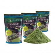 "FISHBERRY Прикормочная смесь ""Feeder - Method Mix"" Hemp and fish - 2 кг"