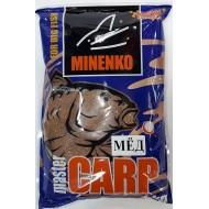 Прикормка Minenko Master Carp Мёд