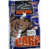 Прикормка Minenko Master Carp Палтус