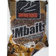 Зерновой прикорм Minenko BIRD FOOD (птичий корм из 8 видов мелких зёрен)