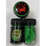 Trout Zone Plamp 60 mm Green Crab / Зелёный Краб