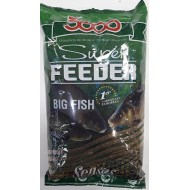 Прикормка Sensas Super Feeder Big Fish 1 кг